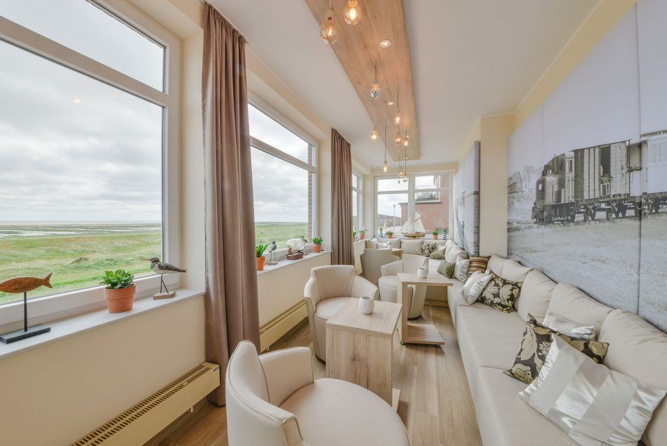 Lounge in Meyenburg & Gerds Höft auf der Insel Juist