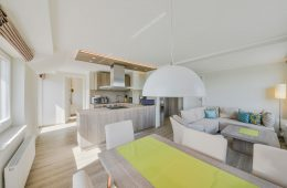 Wohnbereich im Appartment Kachelot in Meyenburg & Gerds Höft auf Juist