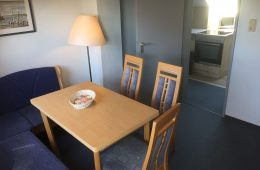 Wohnbereich Appartment Norderoog - Meyenburg auf Juist