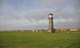Leuchtturm auf der Insel Juist
